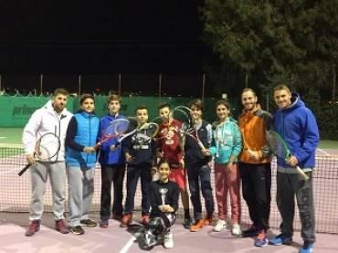 1η θέση  στο τουρνουά Ε3 – Ποσειδώνιο Γυμναστήριο Θεσσαλονίκης