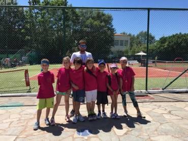 """Tennis Grand Prix for Kids"" – Slice Tennis Club / Μάιος 2016"
