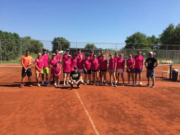 Collective Tennis Camp: Adult Edition 2016