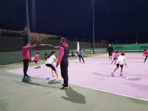 τένις workshop