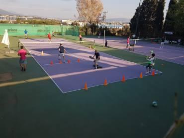Fitness Tennis s03e01