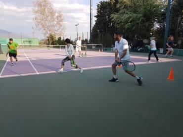 Fitness Tennis s03e03