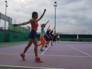 Fitness Tennis s04e01
