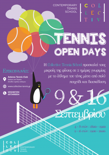 Open Tennis Days