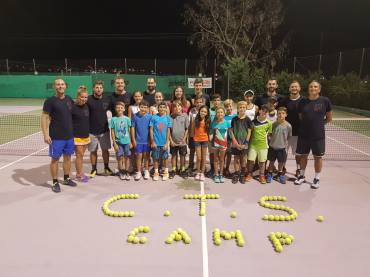 2nd Competitive Juniors Tennis Training Camp August 2017 (photo gallery)