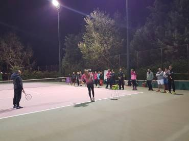 2nd Intensive Juniors and Adults Training Sessions, November 2017