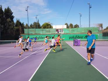 1st Intensive Juniors and Adults Training Sessions, September 2017