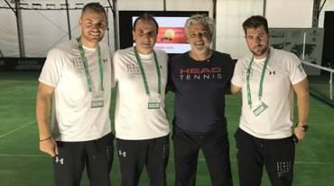 Η Collective Tennis School στο 20ο Παγκόσμιο Συνέδριο Προπονητών της ITF