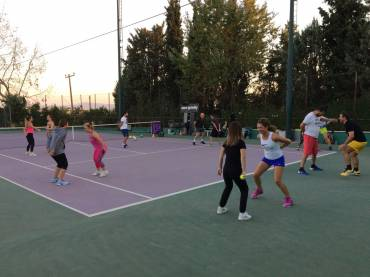 Fitness Tennis s05e02
