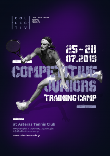 3rd Competitive Juniors Training Camp 2019
