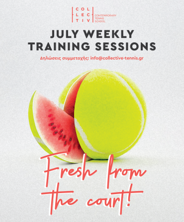 July Weekly Training Sessions 2020