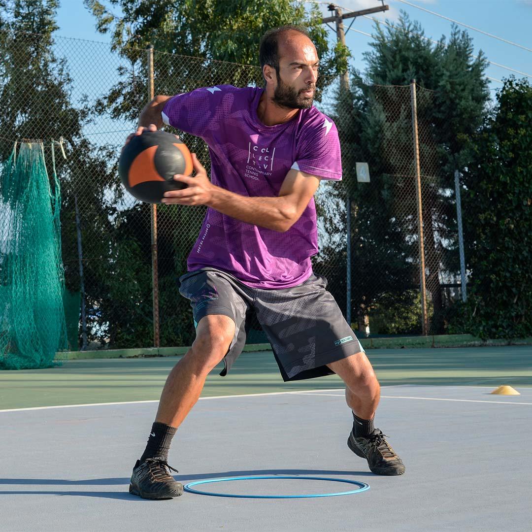 Fitness Tennis 2