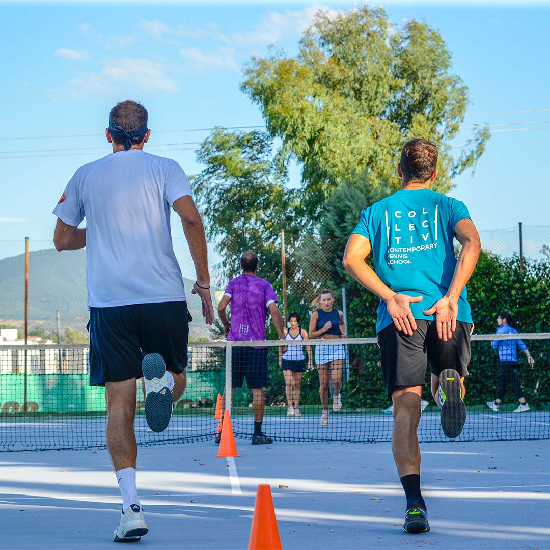 Fitness Tennis 3