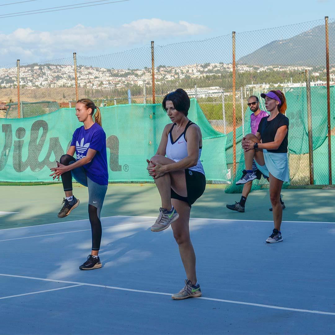 Fitness Tennis 4