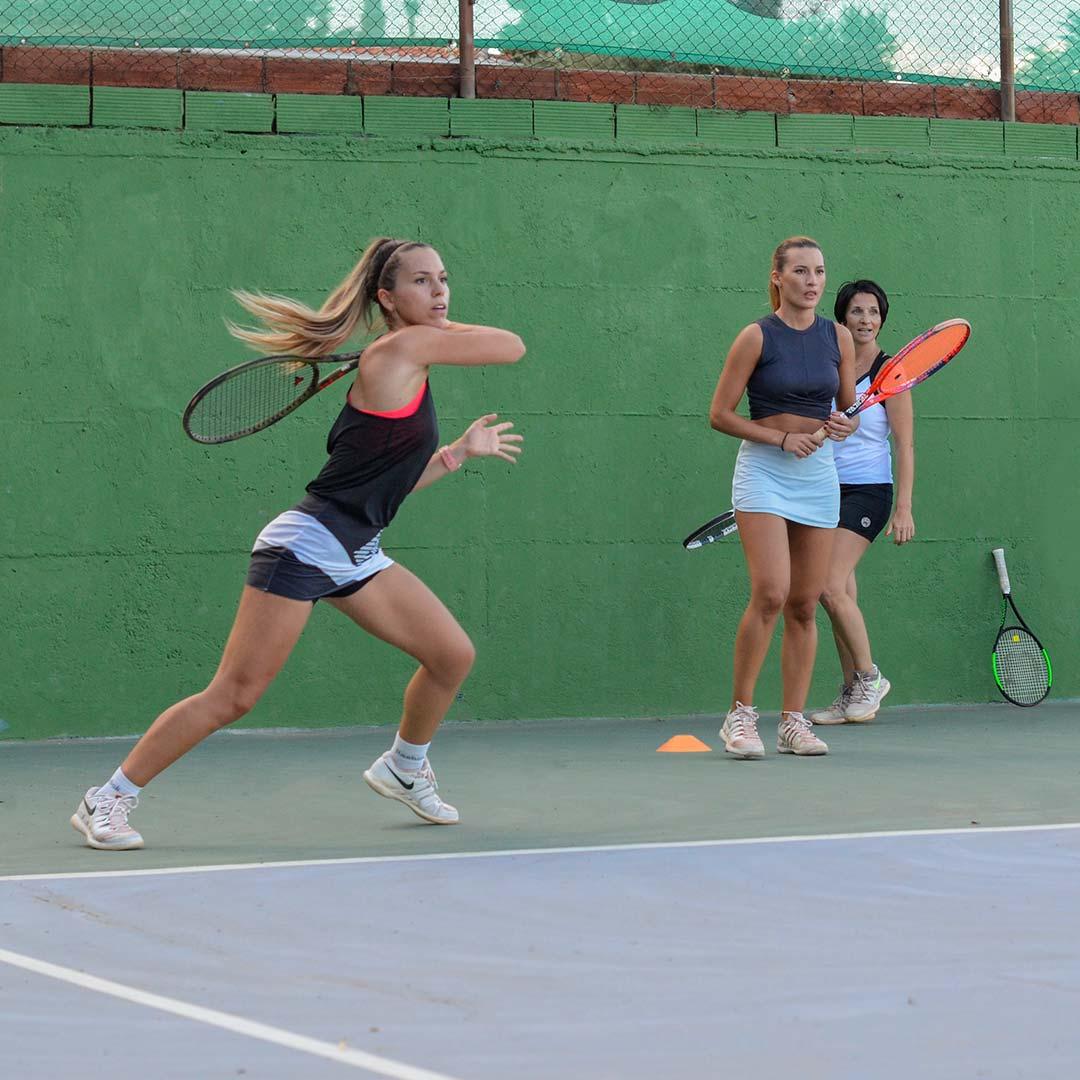Fitness Tennis 5