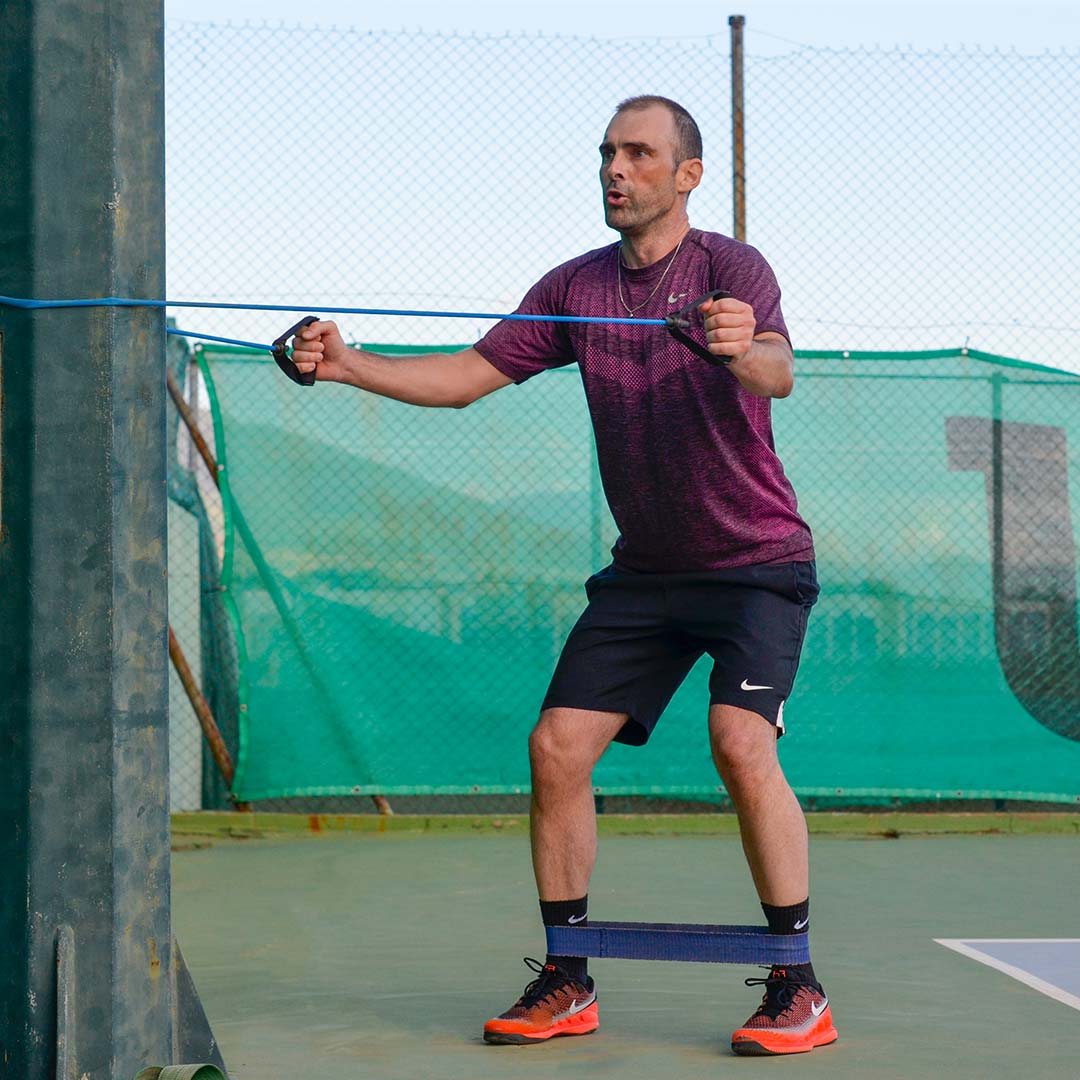 Fitness Tennis 8
