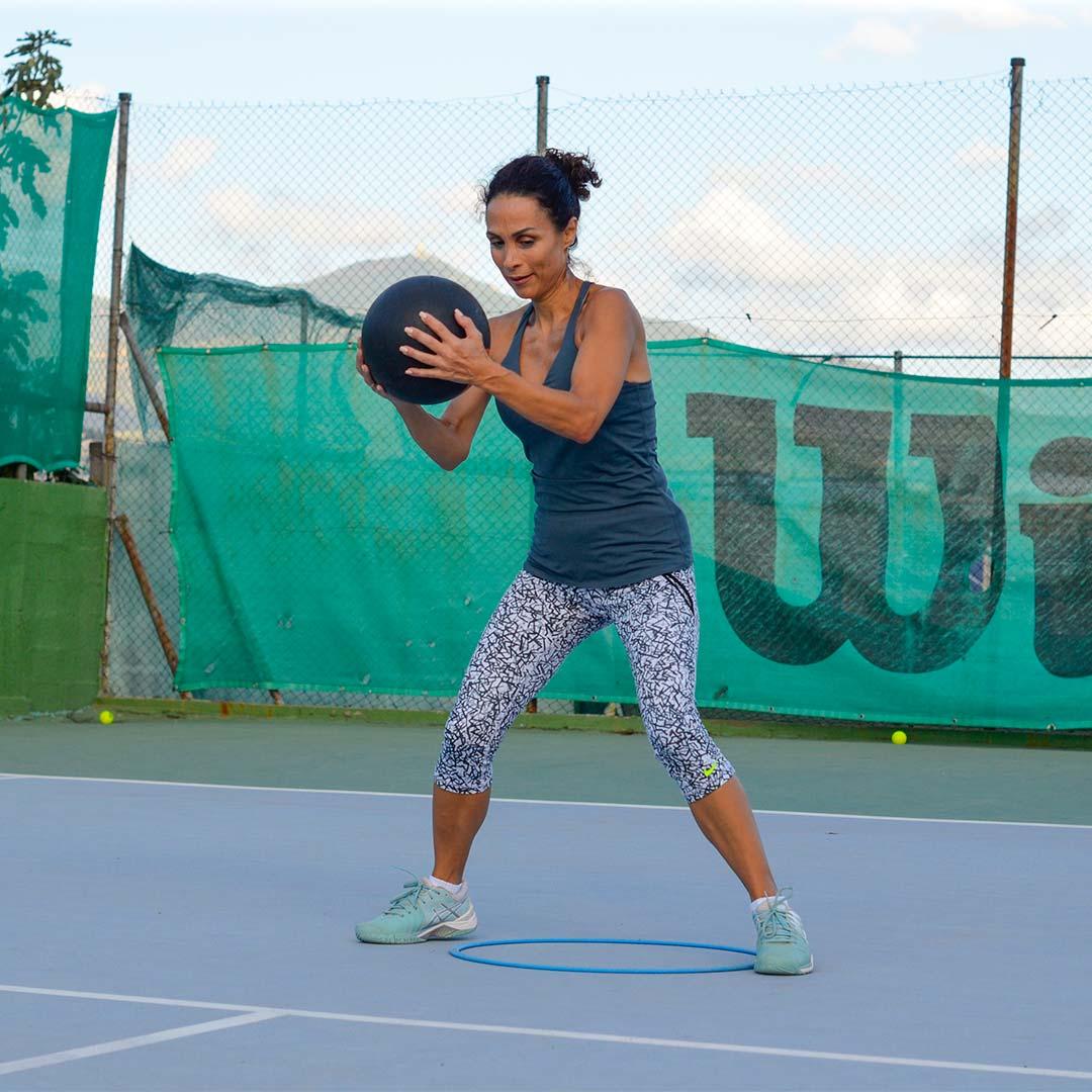 Fitness Tennis 9