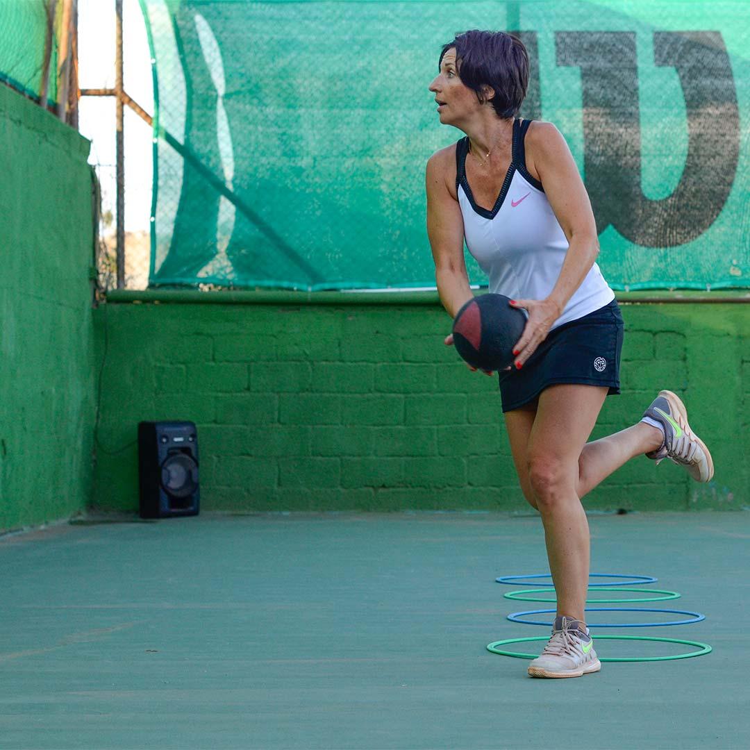 Fitness Tennis 13